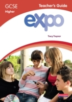 Expo (OCR and AQA) GCSE French Higher Teacher's Guide and CD-ROM av Tracy Traynor (Blandet mediaprodukt)