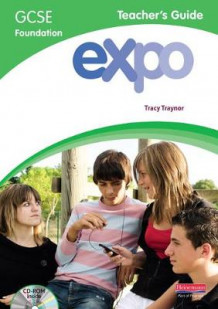 Expo (AQA and OCR) GCSE French Foundation Teacher's Guide and CD ROM av Tracy Traynor (Blandet mediaprodukt)