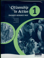 Citizenship in Action 1 Teachers Resource Pack & CD-ROM av Sarah Edwards, Andy Griffith, Peter Norton, Will Ord, Clare Ricketts og Anne Riley (Blandet mediaprodukt)
