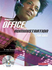 Office Administration for CSEC Student Bk & CD av Alan Whitcomb (Blandet mediaprodukt)