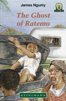 The Ghost of Ratemo av James Ngumy (Heftet)