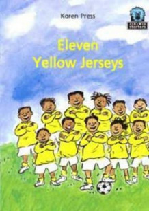 Eleven Yellow Jerseys av Karen Press (Heftet)
