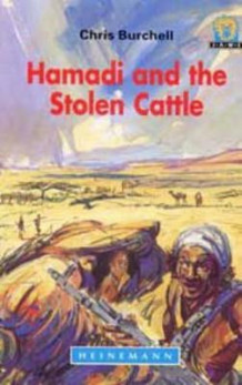 Hamadi and the Stolen Cattle av Chris Burchell (Heftet)