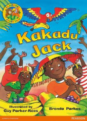 Jamboree Storytime Level A: Kakadu Jack Little Book av Brenda Parkes (Heftet)