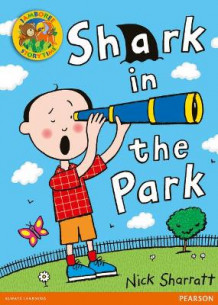 Jamboree Storytime Level A: Shark in the Park Little Book av Nick Sharratt (Heftet)