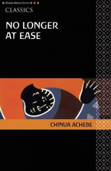 AWS Classics No Longer at Ease av Chinua Achebe (Heftet)