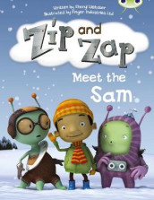 Bug Club Guided Fiction Year 1 Yellow B Zip and Zap meet the Same av Sheryl Webster (Heftet)