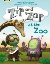 Bug Club Guided Fiction Year 1 Yellow C Zip and Zap at the Zoo av Sheryl Webster (Heftet)