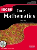 Heinemann IGCSE Core Mathematics Student Book with Exam Cafe CD av Colin Nye (Blandet mediaprodukt)