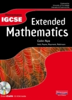 Heinemann IGCSE Extended Mathematics Student Book with Exam Cafe CD av Colin Nye (Blandet mediaprodukt)
