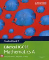 Omslag - Edexcel International GCSE Mathematics A Student Book 2 with ActiveBook CD