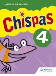 Chispas: Pupil Book Level 4 (Heftet)