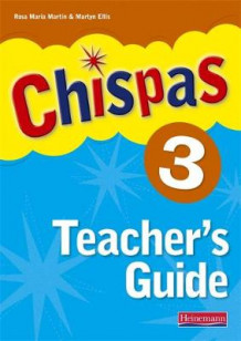 Chispas: Teachers Guide Level 3 (Blandet mediaprodukt)