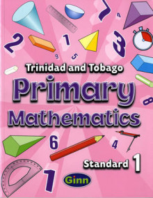 Primary Mathematics for Trinidad and Tobago Pupil: Book 1 av Andrews-Ramsey, Adam Greenstein og Aaron M. Moe (Heftet)