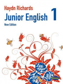 Junior English Book 1 (International) 2nd Edition - Haydn Richards av Haydn Richards (Heftet)