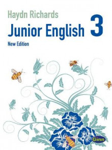 Junior English Book 3 (International) 2ed Edition - Haydn Richards av Haydn Richards (Heftet)