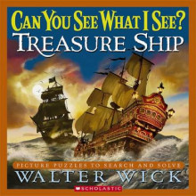 Treasure Ship av Walter Wick (Innbundet)