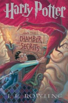 Harry Potter and the Chamber av J. K. Rowling (Heftet)