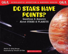 Do Stars Have Points? (Pb) av Melvin Berger og Gilda (Heftet)