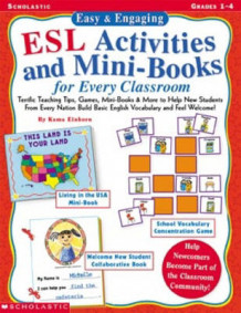 Easy and Engaging ESL Activities and Mini-books for Every Classroom av Kama Eilnhorn (Heftet)