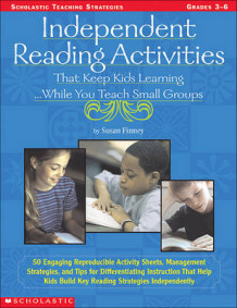 Independent Reading Activities That Keep Kids Learning...While You Teach Small Groups av Susan Finney (Heftet)