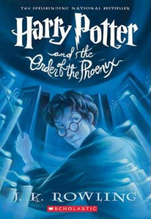 Harry Potter and the Order of the Phoenix av J. K. Rowling (Heftet)