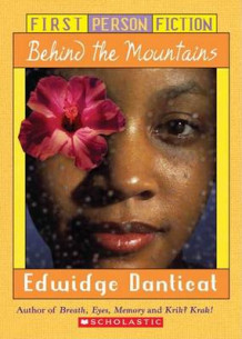 Behind the Mountains av Edwidge Danticat (Heftet)