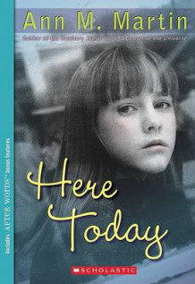 Here Today av Ann M Martin (Heftet)