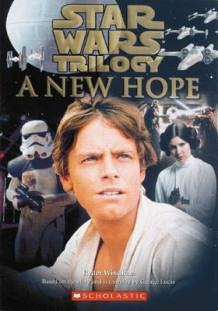 """New Hope"" Novelisation av Ryder Windham (Heftet)"
