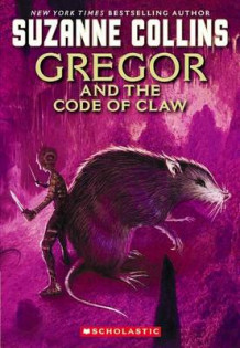 Gregor and the Code of the Claw av Suzanne Collins (Heftet)