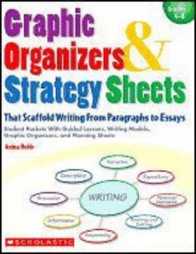 Graphic Organizers & Strategy Sheets That Scaffold Writing from Paragraphs to Essays av Anina Robb (Heftet)
