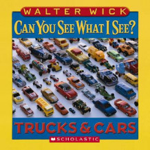 Can You See What I See?: av Walter Wick (Heftet)