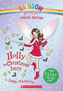 Holly the Christmas Fairy av Daisy Meadows (Heftet)