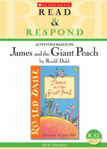 James and the Giant Peach av Huw Thomas (Heftet)