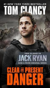 Clear and Present Danger (Movie Tie-In) av Tom Clancy (Heftet)