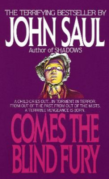 Comes the Blind Fury av John Saul (Heftet)