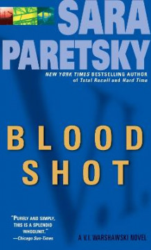 Blood Shot av Sara Paretsky (Heftet)