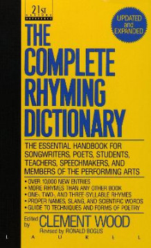 Complete Rhyming Dictionary av Clement Wood (Heftet)