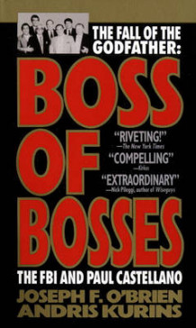 Boss of Bosses: the Fall of the Godfather av Joseph F. O'Brien (Heftet)