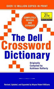 Dell Crossword Dictionary av Ed Wayne Williams (Heftet)