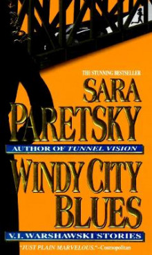 Windy City Blues av Sarah Paretsky (Heftet)