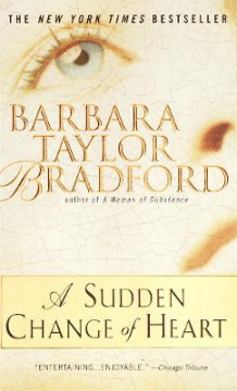A Sudden Change of Heart av Barbara Taylor Bradford (Heftet)