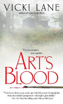 Art's Blood av Vicki Lane (Heftet)