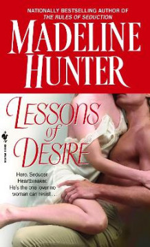 Lessons of Desire av Madeline Hunter (Heftet)