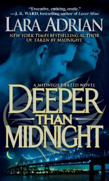Deeper Than Midnight av Lara Adrian (Heftet)