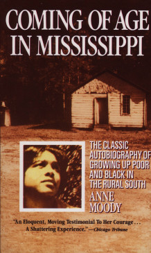 Coming of Age in Mississippi av Anne Moody (Heftet)
