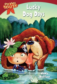 Lucky Dog Days av Judy Delton (Heftet)