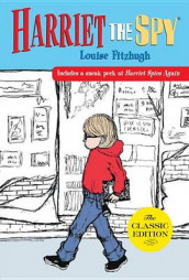 Harriet the Spy av Louise Fitzhugh (Heftet)