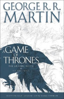 A Game of Thrones, Volume Three av George R R Martin (Innbundet)