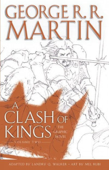 A Clash of Kings: The Graphic Novel: Volume Two av George R R Martin (Innbundet)